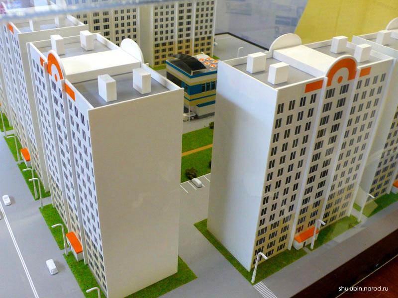 Как сделать макет многоэтажного дома своими руками
